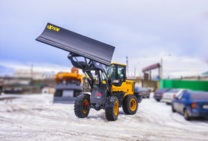 Снежные отвалы EXTEN SClean