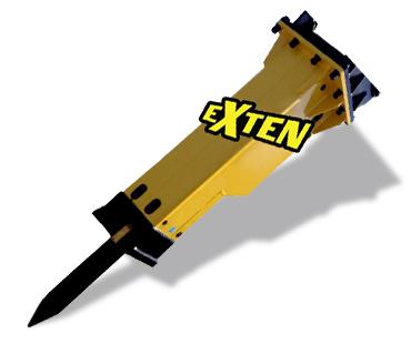 Гидромолот Exten G 500
